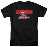 Rambo III - John Rambo T-Shirt