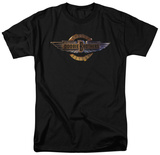 Doobie Brothers - Biker Logo T-Shirt