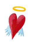 Angel Heart Art by  andreapetrlik