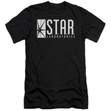 The Flash - S.T.A.R. (slim fit) Shirts