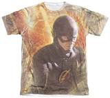 The Flash - Flash Town T-shirts