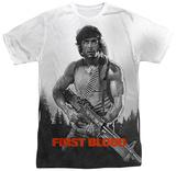 Rambo First Blood - Poster Shirts