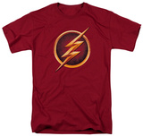 The Flash - Chest Logo Shirt