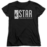 Womens: The Flash - S.T.A.R. Shirt