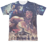 Rambo III - No Mercy T-shirts