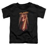 Toddler: The Flash - Flash Ave T-shirts