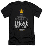 Chrisley Knows Best - Gold (slim fit) Shirts