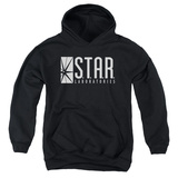 Youth Hoodie: The Flash - S.T.A.R. Pullover Hoodie