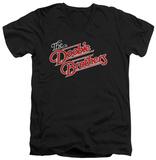 Doobie Brothers - Logo V-Neck T-shirts