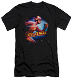 The Flash - Fastest Man (slim fit) T-Shirt