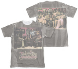 Doobie Brothers - Toulouse Street (Front - Back Print) T-shirts