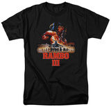 Rambo III - French Poster Shirts