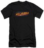 The Flash - Logo (slim fit) Shirt