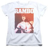 Womans: Rambo III - Creep T-shirts