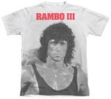 Rambo III - Rambo Stare T-Shirt