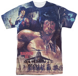 Rambo III - No Mercy Shirts
