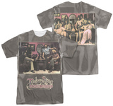 Doobie Brothers - Toulouse Street (Front - Back Print) Shirt