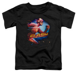 Toddler: The Flash - Fastest Man T-shirts