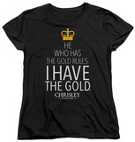 Womans: Chrisley Knows Best - Gold Shirts