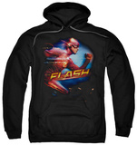Hoodie: The Flash - Fastest Man Pullover Hoodie