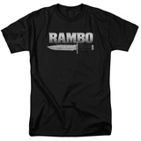 Rambo First Blood - Knife Shirt