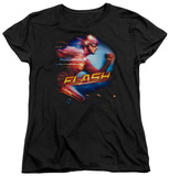 Womans: The Flash - Fastest Man Shirts