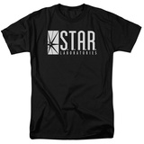 The Flash - S.T.A.R. Shirts