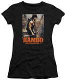 Juniors: Rambo First Blood II - The Hunt T-shirts