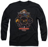Long Sleeve: Doobie Brothers - Live Greek Shirts