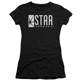 Juniors: The Flash - S.T.A.R. Shirt