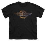 Youth: Doobie Brothers - Biker Logo T-Shirt