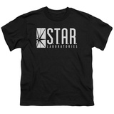 Youth: The Flash - S.T.A.R. Shirts