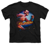 Youth: The Flash - Fastest Man T-shirts