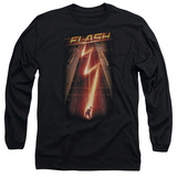 Long Sleeve: The Flash - Flash Ave Shirts