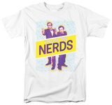 King Of The Nerds - Laser Guns Shirts