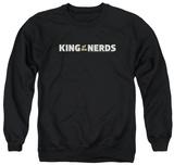 Crewneck Sweatshirt: King Of The Nerds - Horizontal Logo T-shirts