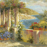 Italian Retreat I Giclee Print by  Longo