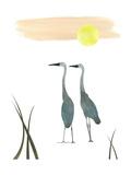 Birds in the Sun Sztuka autor sooyo