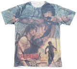 Rambo First Blood II - Bow Action Shirts