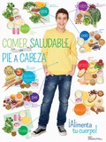 Teen Healthy Eating From Head To Toe Spanish Poster Posters