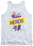 Tank Top: King Of The Nerds - Laser Guns Tank Top