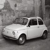 Auto Piccole I - Detail Lámina giclée por Tony Koukos