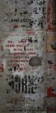 Metrographic XI Giclee Print by Tony Koukos