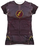 Juniors: The Flash - Flash Uniform Shirt