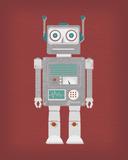 Robotik I Giclee Print by Tom Frazier