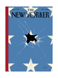 The New Yorker Cover - May 11, 2015 Regular Giclee Print by Peter Mendelsund
