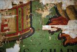 Metrographic IV Giclee Print by Tony Koukos