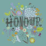 Honour Wydruk giclee autor Ken Hurd