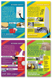 Kitchen Safety Poster Set Prints