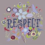 Respect Giclee Print by Ken Hurd